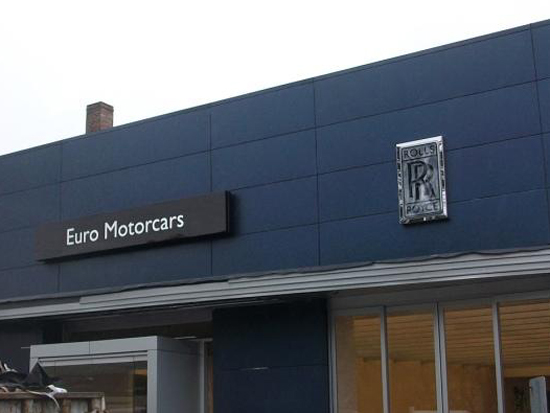 Euro Motors Bethesda Md Dms Sign Connection Inc